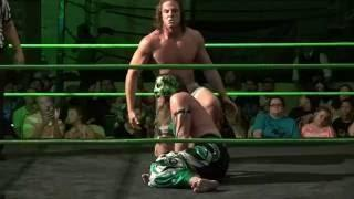WATCH: Fightful.com's Matt Riddle Takes On ROH Booker Delirious