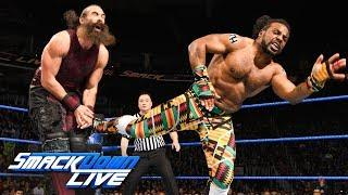 New Day Defeat Bludgeon Brothers In No DQ Match To Win SmackDown Tag Team Titles