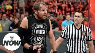 Report: The Original Plans For Dean Ambrose Prior To His Injury
