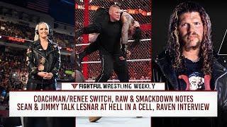 Fightful Wrestling Weekly 9/21: Shera, Coach, Renee, Helms, Covington, Triple H, Raw/SD