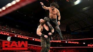 Two Big Matches, Intercontinental Championship Set For 10/2 WWE Raw