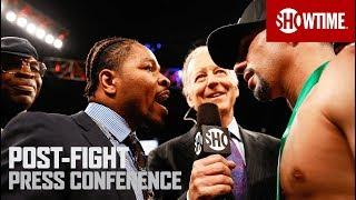 Garcia vs. Porter: Post-Fight Press Conference