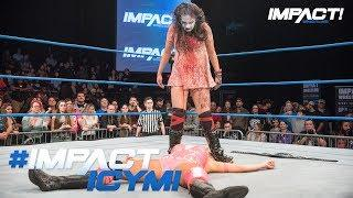 Rich Swann's Wife Su Yung Debuts On Impact TV