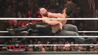 Crowd And Commentary Overshadow Dean Ambrose's IC Title Victory Over Seth Rollins At WWE TLC