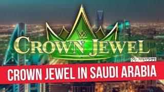 WWE Crown Jewel Fight Size: No Mention Of 'Saudi Arabia', Attendance Notes, Rey Mysterio's Mask Did Not Have A Cross, More