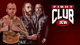 Live Stream: ICW Fight Club #95