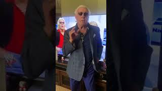 Ric Flair Questions Shawn Michaels' Judgement Of Him On ESPN 30 For 30: 'Who Are You To Judge Me?'