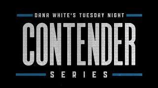 Dana White's Tuesday Night Contenders Series: Episode 4 Results - TUF Alumni/WSOF Veteran Phil Hawes Headlines This Card