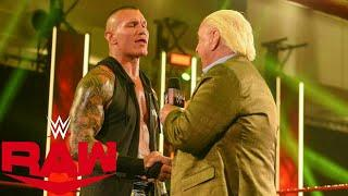 Randy Orton Opens Up About An Unplanned Emotional In-Ring Moment With Ric Flair