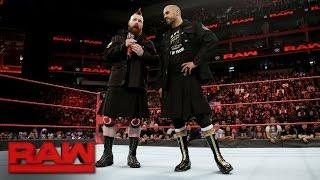 Sheamus And Cesaro Hit A 3-D On Jeff Hardy (Video)