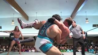 PWG Pushin' Forward Back Results: New Champion, Match Changed, Lio Rush, More