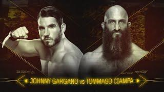 Tommaso Ciampa and Johnny Gargano finally clash at NXT TakeOver: New Orleans.