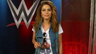 Maria Menounos Wanted To Get A Clean Punch In On The Bret Hart Attacker At WWE Hall Of Fame Ceremony
