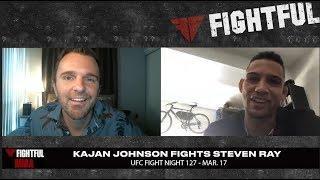 Kajan Johnson Blames UFC President For Fans Disrespecting Fighters