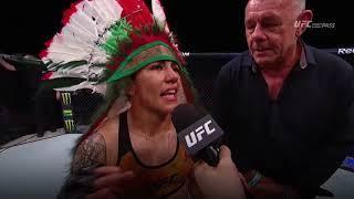 Jessica Andrade Says Brazilian Training Lead To UFC Fight Night Japan Win