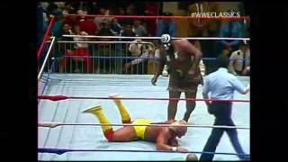 Kamala Tells The Story Of When He Wrestled Hulk Hogan Drunk