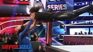 Seth Rollins Reflects On His Match With Shinsuke Nakamura From WWE's Survivor Series PPV