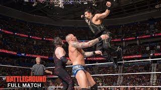 FULL MATCH: Cena  vs Reigns vs Orton vs Kane, Battleground 2014