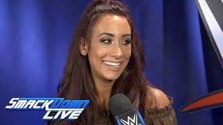Carmella Reveals Why She Changed Her Hair