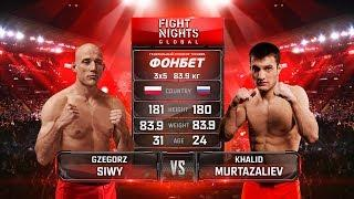 Report: Khalid Murtazaliev Replaces Artem Frolov At UFC Fight Night Moscow