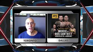 Fightful Quick Hit Video: Showdown's Joe Beef with UFC 211 Fighter Criticism and Debacles