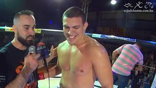 Marcelo Golm Steps In At UFC Fight Night Sao Paulo