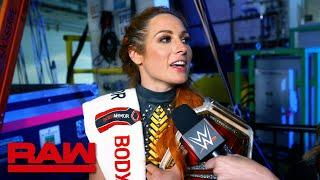 Becky Lynch Calls Ric Flair 'A Good Friend,' Says 'We'll See What Happens' Over 'The Man' Trademark