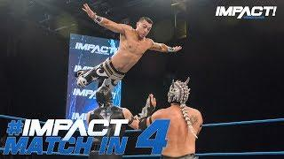 Tag Team Championship Match And Singles Match Scheduled For Impact Wrestling Next Week