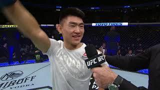 Report: Marlon Vera Faces Song Yadong At UFC Fight Night: Overeem vs. Harris