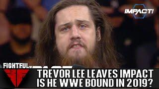 Report: Trevor Lee And IMPACT Wrestling Part Ways