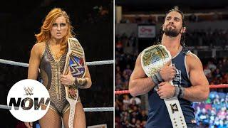 Seth Rollins To Interviewer When Asked Is He Dating Becky Lynch: 'I'll Leave That One Up To You'