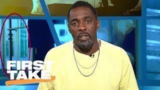 Idris Elba Says McGregor Can Beat Mayweather