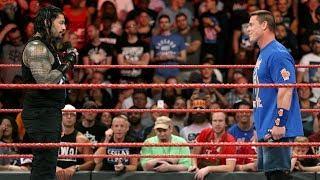 BREAKING: John Cena vs Roman Reigns Match Set For No Mercy