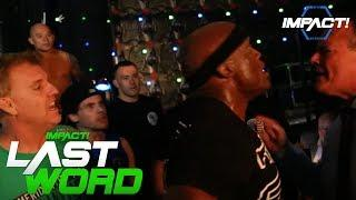 GFW Reveals Lashley's Status After Last Night's Backstage Altercation