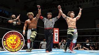 NJPW 'Road To Power Struggle' Results (10/20/18): Roppongi 3K Best Ishimori And Eagles, 10-Man Tag Main Event