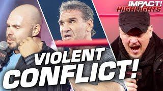 More Details On Michael Elgin And Sami Callihan's Backstage Fight
