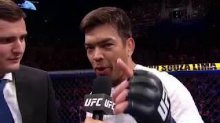 Fighters React To Lyoto Machida Retiring Vitor Belfort With A Crane Kick