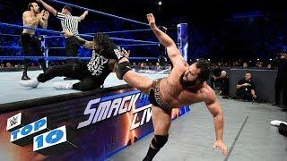 Smackdown Viewership A Bit Down From Last Week