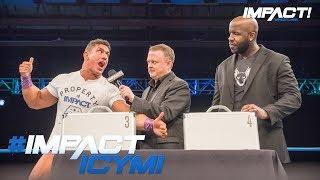 EC3 'Fired' From Impact Wrestling, Feast Or Fired Briefcases Revealed