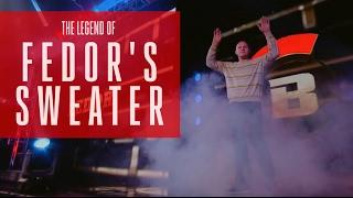 Fedor To Auction Off The 'Glorious Sweater Of Absolute Victory' For Charity