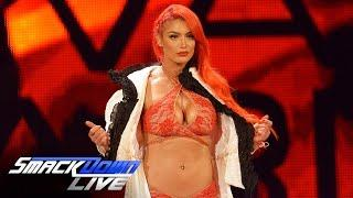 Eva Marie Officially Announces Her Departure From WWE