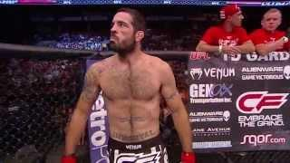 Report: Matt Brown Faces Ben Saunders At UFC 245