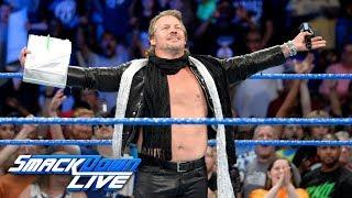 SmackDown YouTube Rankings For July 25: The Return Of Jericho Gets The Views, Maaaaannn