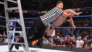 Fightful Exclusive: Who Produced This Week's WWE Smackdown Live (6/12) Matches?