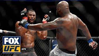 Derrick Lewis Wins 'Fight' Against Francis Ngannou At UFC 226