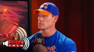 John Cena Says He's Not Going Into Politics, Will Never Retire From WWE