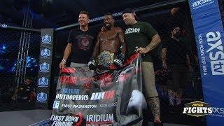 Lightweight Title Bout Headlining LFA 27