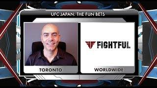 UFC Fight Night Japan's Fun Bet Guide!