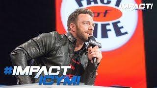 Eli Drake Explains Why He Re-Signed With Impact Wrestling