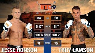 Report: Jesse Ronson In At UFC Fight Night: Whittaker vs. Till